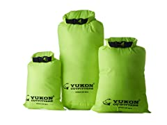 Yukon Outfitters Hyperlite Dry Bag Set