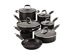Anolon Advanced 12-pc. Cookware Set Grey