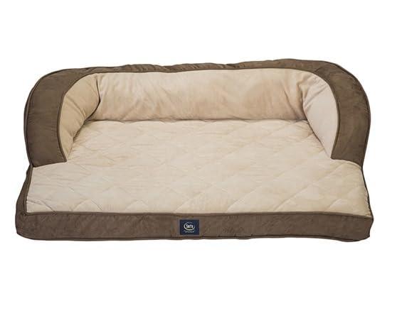 Serta Gel Dog Bed