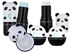 5-Piece Smooth Panda Bundle