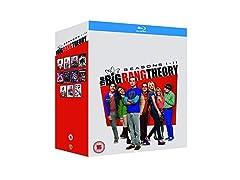 Big Bang Theory S1-11 Blueray