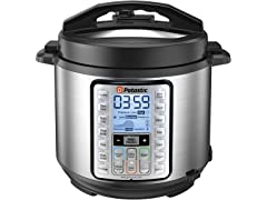 Potastic 6Qt 10-in-1 Electric Pressure Cooker