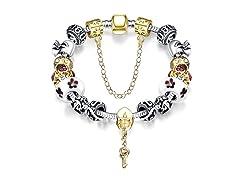 Lock & Capture My Heart Charm Bracelet