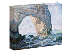 Monet La Manneporte (Etretat), 1883 (2 Sizes)