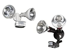 Lithonia Motion Sensor Flood Lights