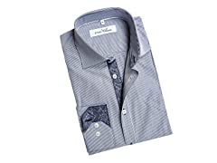 Ethan Williams Mens Dress Shirt - XXL