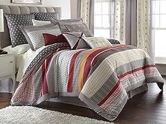 Tangiers 24 Piece Comforter Set