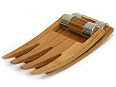 TruBamboo Salad Hands Set