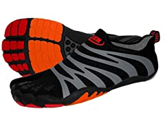ZEMGear Apex Ninja Shoes, Black/Rust