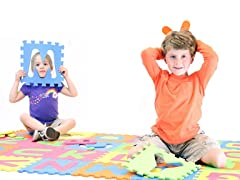 MOTA Alphabet ABC Floor Play Mat
