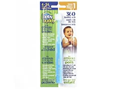 Baby Buddy 360 Toothbrush Step ONE, Blue