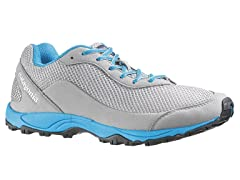 Patagonia Women's Fore Runner- Grey/Blue