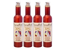 Vineyard Fresh Wine Preserver 4-Pack