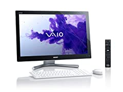 "Sony VAIO 24"" All-in-One Touch Desktop"