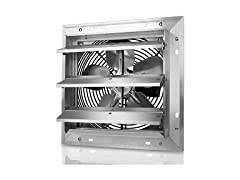 Tornado Shutter Exhaust Fan