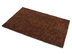 Shag Collection- Brown (2 Sizes)