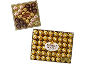 Ferrero Rocher - Assorted 24ct or Hazelnut 48ct