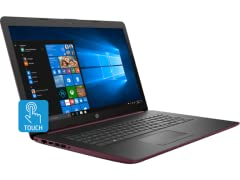 "HP 17"" HD+ Touch AMD 2TB Notebook"