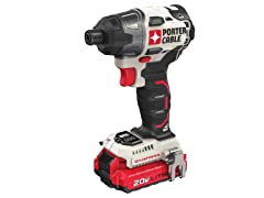 Porter-Cable Brushless Impact Driver Kit