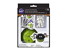 Wilton Spider Cupcake Decorating Kit