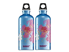 SIGG Summer Splash Aluminum Bottle 2pk