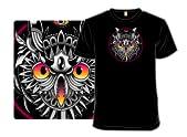 Retrowave Owl