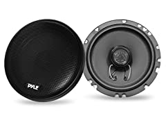 "5.25"" 160W 2-Way Coax Speakers (Pair)"