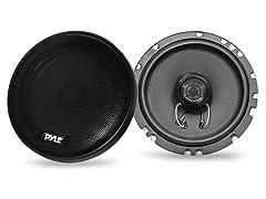 """5.25"""" 160W 2-Way Coax Speakers (Pair)"""