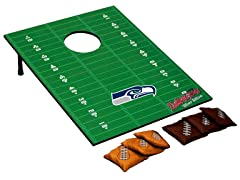 Seattle Seahawks Tailgate Toss Game
