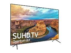 """Samsung 55"""" 240MR 4K Smart TV"""