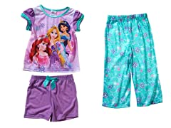 Princess 3-Piece Set (2T-4T)