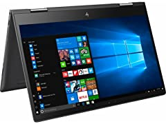 "HP ENVY x360 15"" AMD R5 FHD Convertible Laptop"