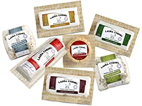 7 Pack Laura Chenel Goat Cheese