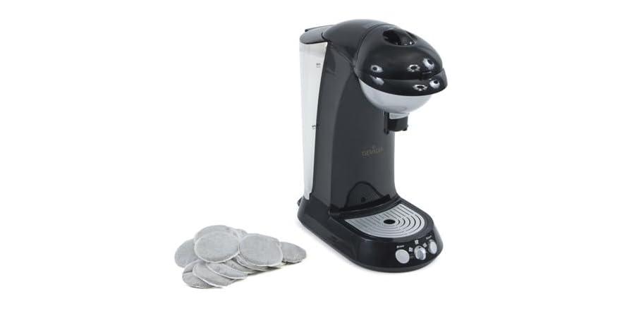 Gevalia Coffee Maker User Manual : Gevalia Pod Coffee Maker