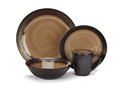 Cuisinart 16-Piece Alba Stoneware Set