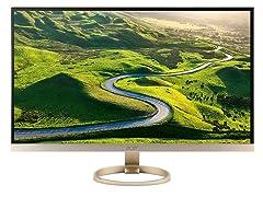 "Acer H277HU kmipuz Acer Monitor 27"" Display  27"""