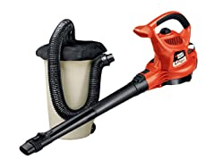 Black & Decker LeafHog Blower and Collection System