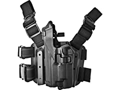 Level 3 Light Bearing Drop Leg Holster