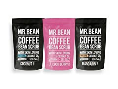 Mr. Bean Scrub Organic Coffee Scrub