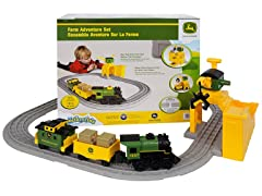 Lionel John Deere Farm Adventure Set