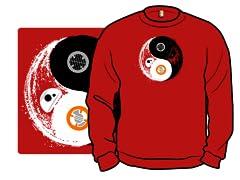 """Droid Balance"" Crewneck Sweatshirt"