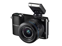 Samsung 20.3MP Wi-Fi Digital Camera