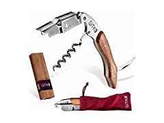 Wine Opener & Corkscrew set