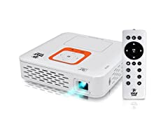 Smart Mini Android Projector