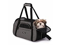 Jaspet Soft Sided Pet Travel Carrier