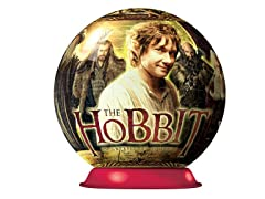 270-Piece The Hobbit 3-D Puzzle Ball