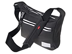 "Golla G1450 Milarca 11"" Carry Case Dark Gray Messenger 11"