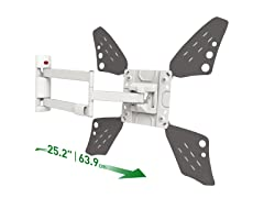 "Barkan TV Wall Mount 40-70"" Full Motion"