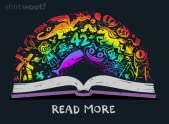 Read A Rainbow - Remix