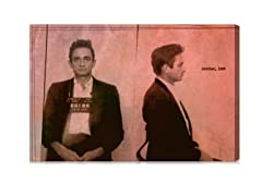 Johnny Cash Mugshot (Multiple Sizes)